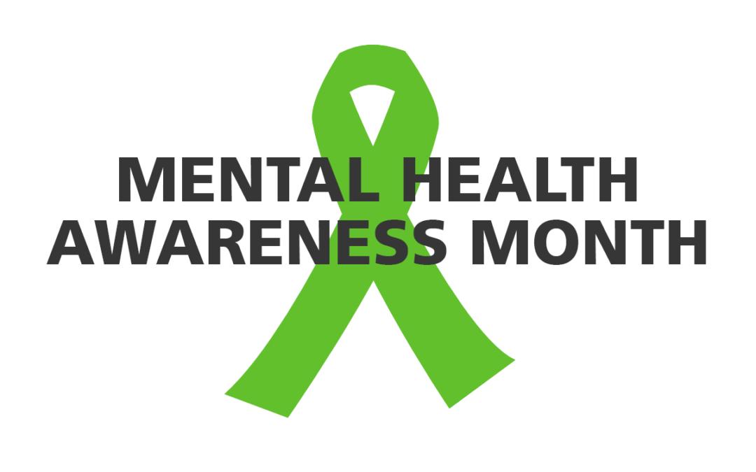 Mental Health Awareness Month Workshop